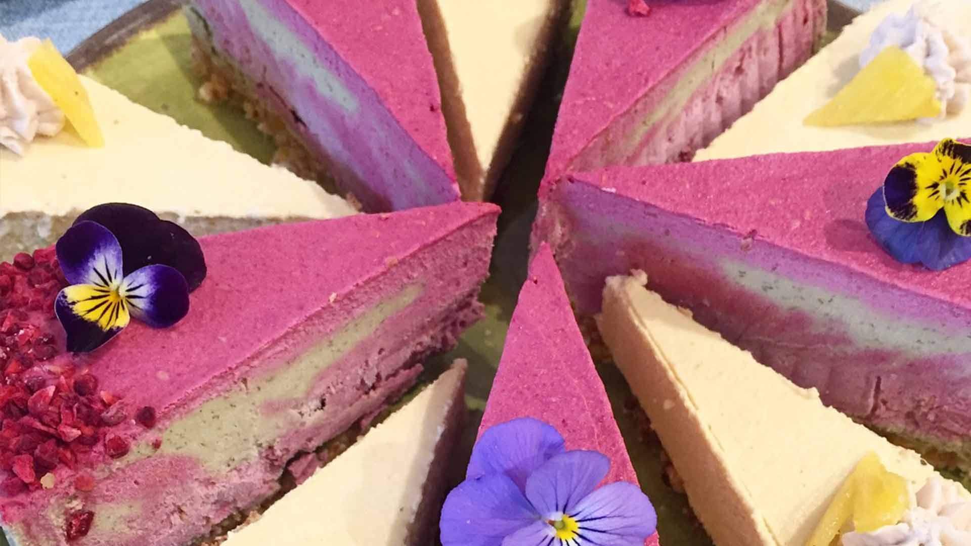 Slider Cake Project 2